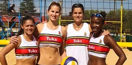 TuksNetball through to semi-finals