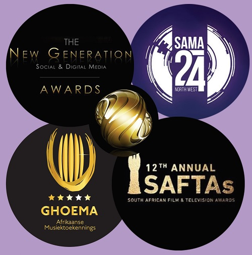 Guide to South African film and music awards