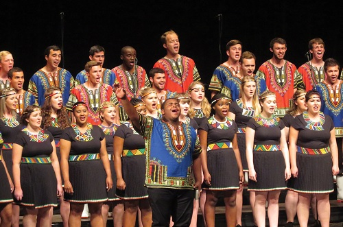 World Choir Games at UP in July