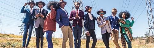 African Rhythm ahead of Mieliepop