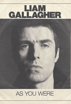 Album Review: As You Were – Liam Gallagher