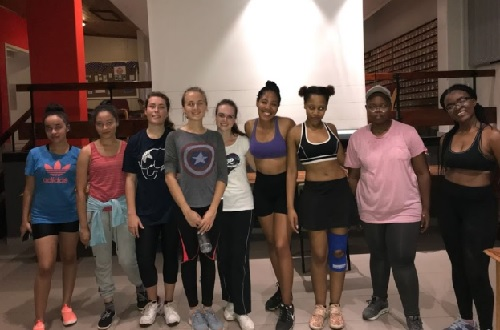 Groove Grind: A new workout experience
