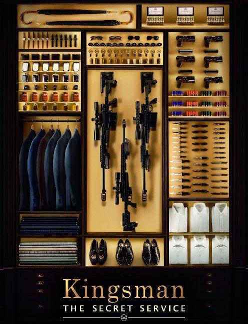 Kingsman: The Secret Service: Matthew Vaughn