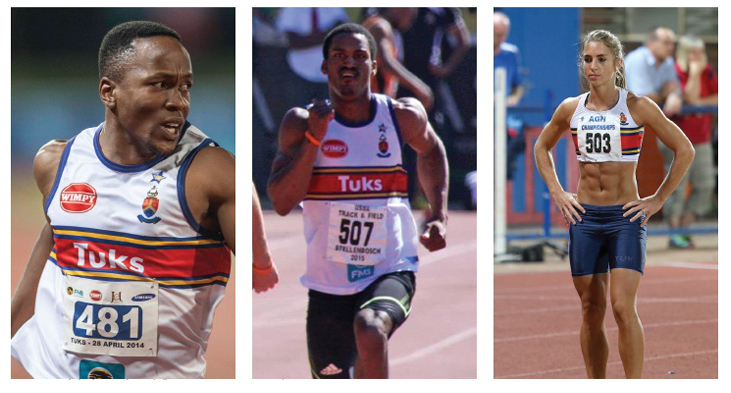 Tuks-HPC athletes to look out for at the Beijing IAAF World Championships