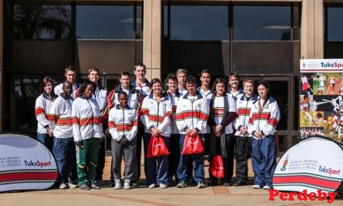 Tuks students ready for World Student Games