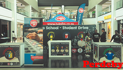 Back to School Student Drive