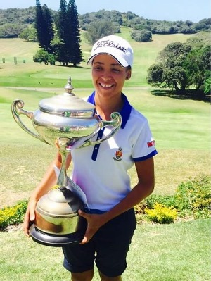 Catching up with Tuks- Golf's Demi Flanagan