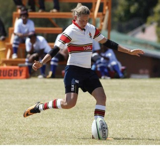 Five minutes with UP-Tuks women's sevens captain