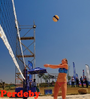 Flying Fish Beach Volleyball series kicks off in Pretoria