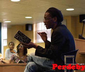 Meet your writer: Lesego Rampolokeng