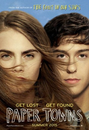 Movie Review: Paper towns - Belfast Times