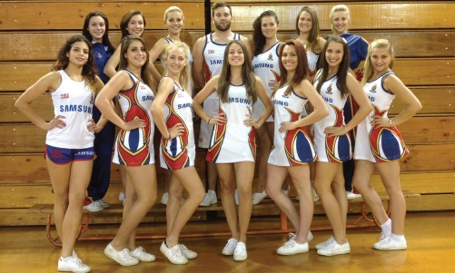 Smiles and splits: TuksCheerleading a growing sport