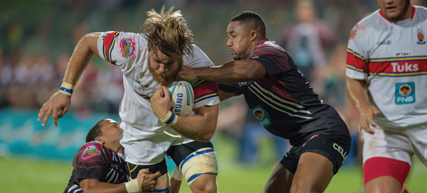 Tuks suffer defeat at the hands of Pukke