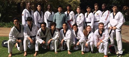 TuksTaekwondo to perform at Open Day