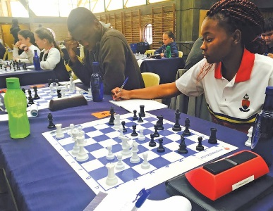 TuksChess host the inaugural Open Rated Tournament