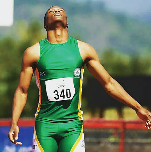TuksSport High athlete draws attention to potential of SA sprinters