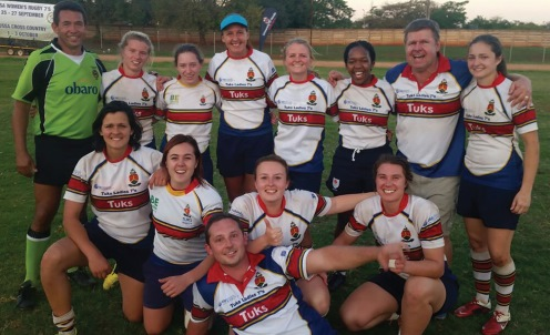 UP-Tuks ladies continue victorious momentum in sevens rugby