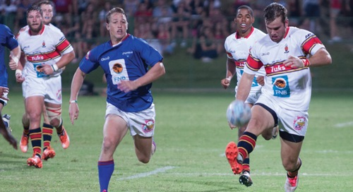 Varsity Cup returns, but at a price