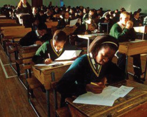 South Africa's failing education system