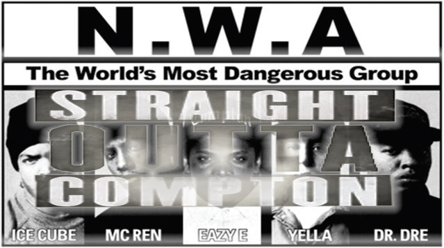 N.W.A. the embodiment of street knowledge