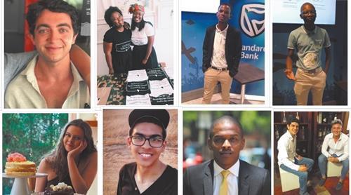 Student innovators and entrepreneurs