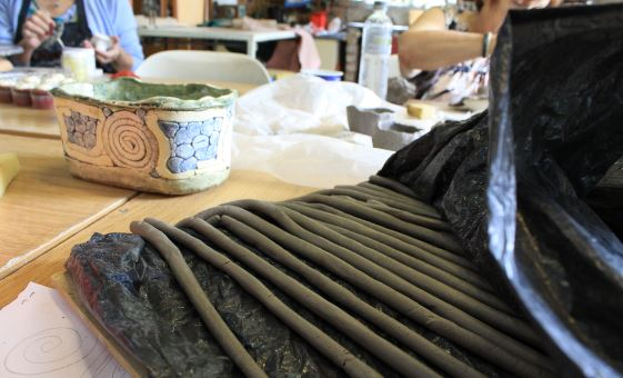 Clay in the life: Potters Place experience