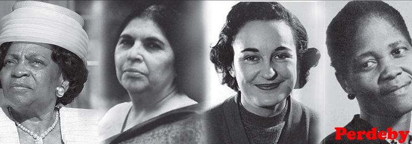 Powerful women with powerful legacies