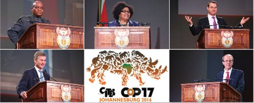 New Cites regulations for South Africa
