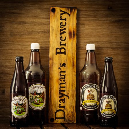 Capital Craft Beer Festival: Drayman's Brewery and Distillery