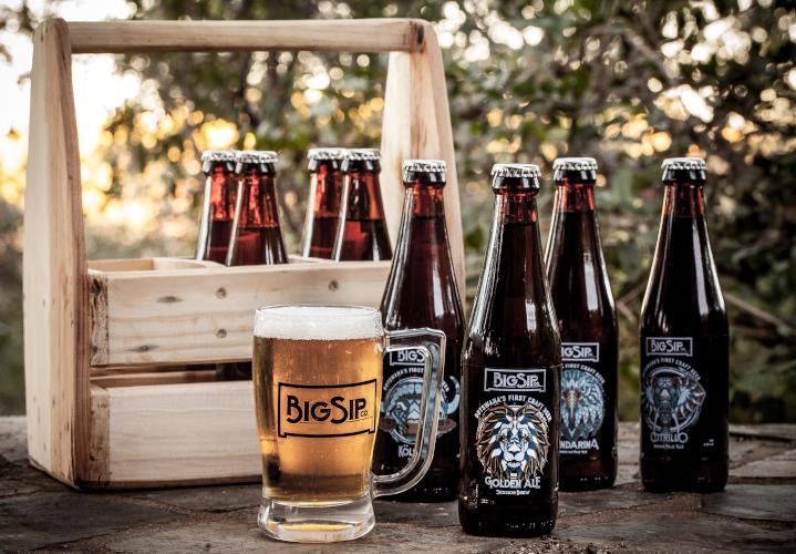 Capital Craft Beer Festival : Big Sip Co.