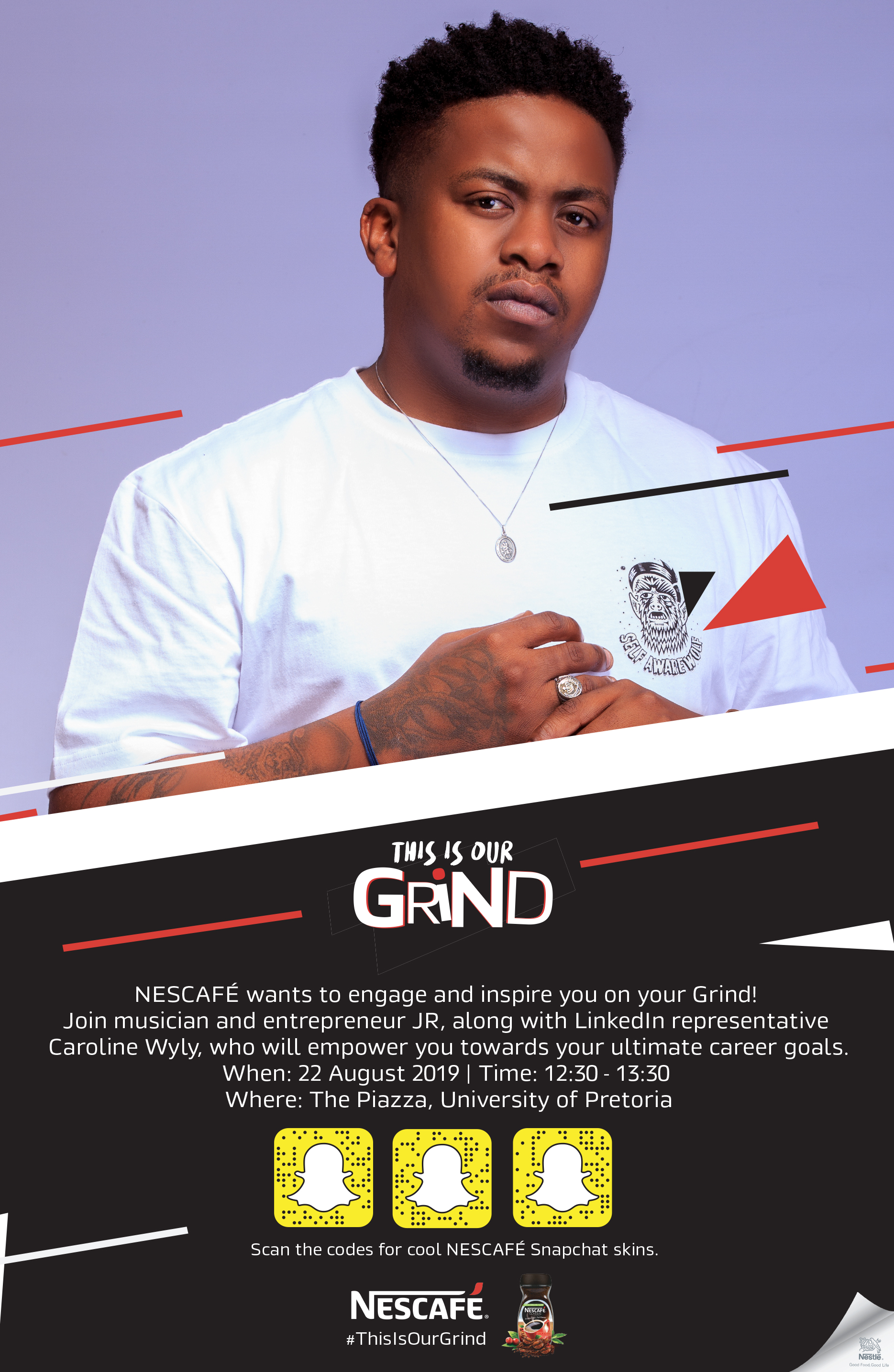 This is our Grind: Talk on LinkedIn and Entrepreneurship
