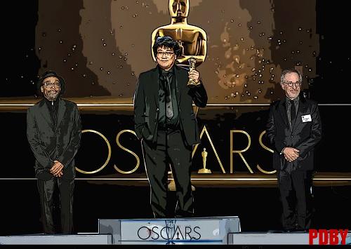Bong Joon-ho's historical Oscar run