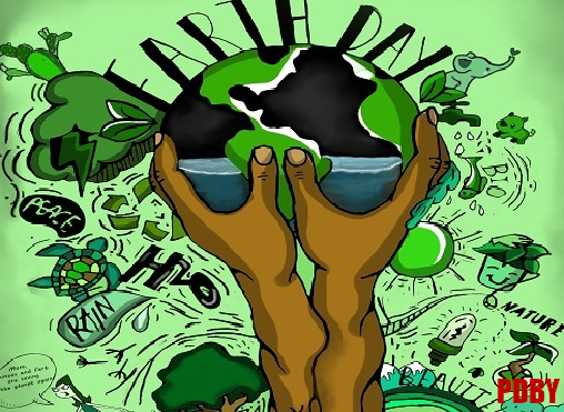 Earth Day's 50th Anniversary