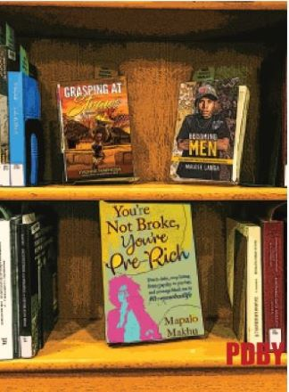 Books to lookout for by Black South African Authors