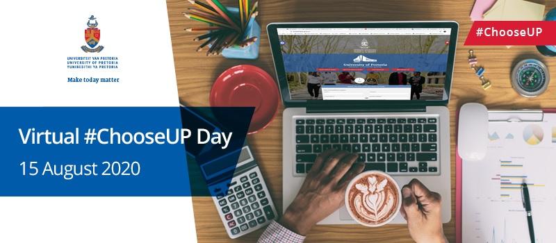 Virtual #Choose UP Day