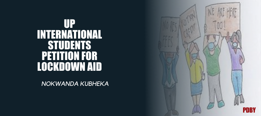 UP International Students Petition for Lockdown Aid