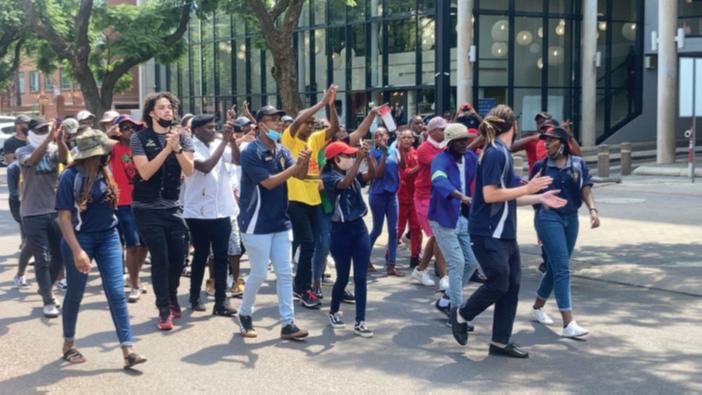 SRC and students marches: a recap