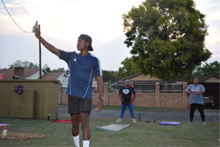 Featured Athlete: Sit down with Sphectacular Fitness