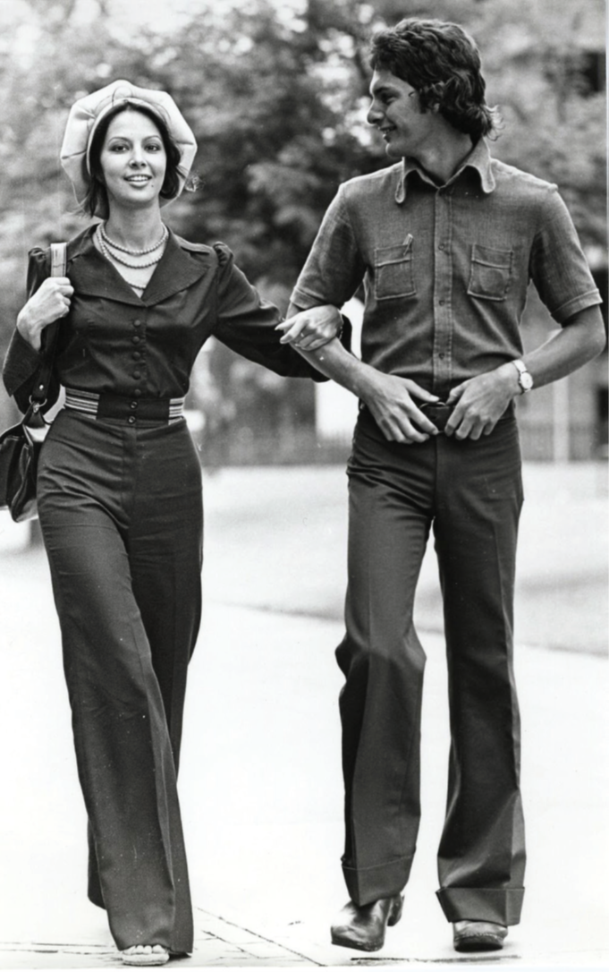 Campus nostalgia UP Clothing Regulations: Denim was only allowed on campus in 1977