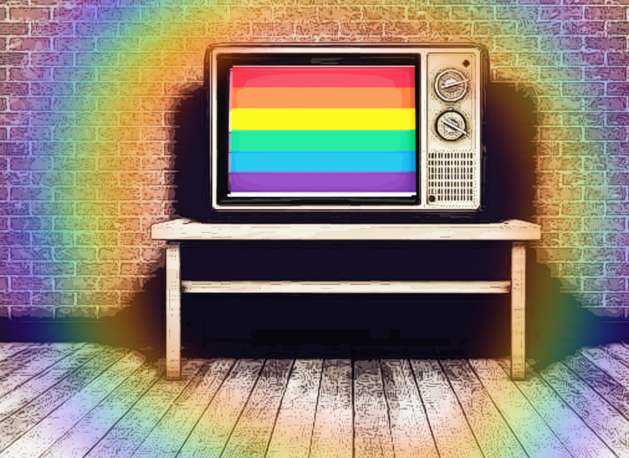 Queer representation: knowledge, attitude and practices