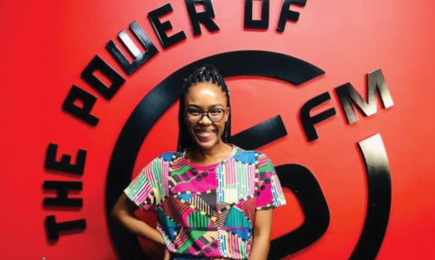 Tuks FM alumnus hits the power of 5